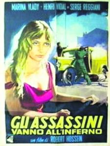 Les salauds affiche italienne 1