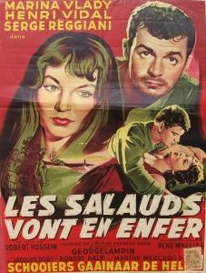 salauds affiche française 1