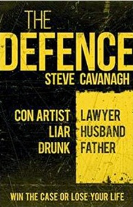 The Defence, Steve Cavanagh