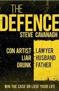 The Defence, Steve Cavanagh