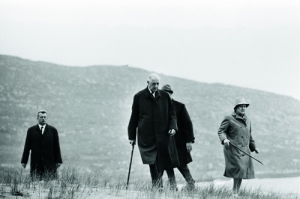 General De Gaulle In Ireland