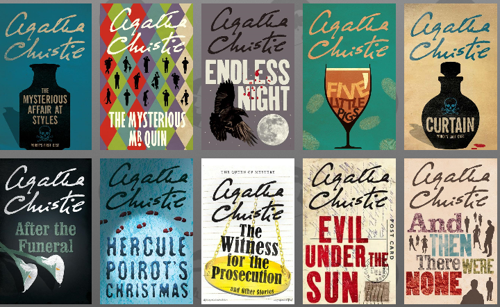 Amazon.com: The Body in the Library: A Miss Marple Mystery (Miss Marple  Mysteries) (9780062073617): Agatha Christie: Books