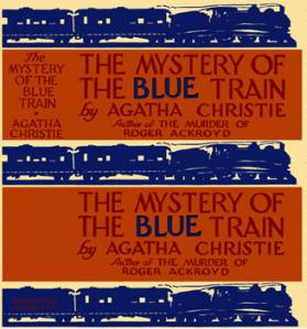 Blue trains 1928