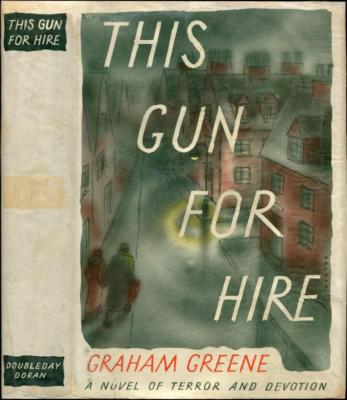 This Gun For HIre book