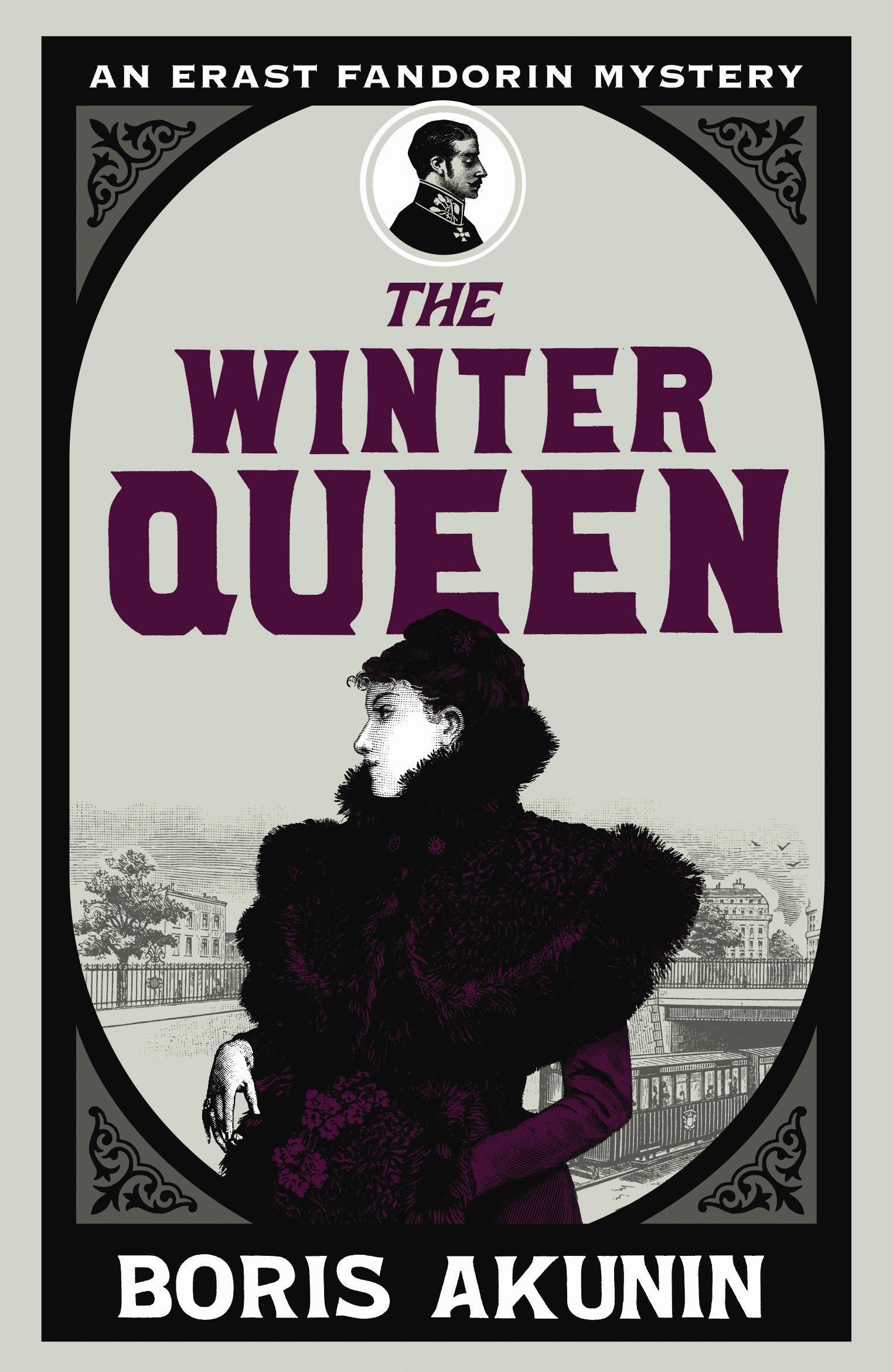 Akunin The Winter Queen