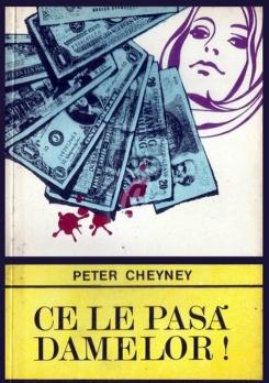 1969 - Peter Cheyney - Ce le pasa damelor